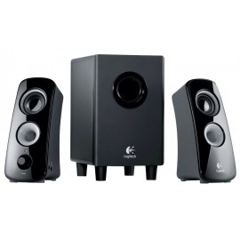 Logitech WiFi Covert Computer Speakers